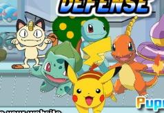 игры покемоны защита покемонов
