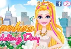 Игры Супергерой День Свадьбы