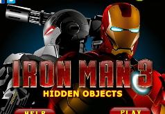 Игры Железный человек поиск предметов
