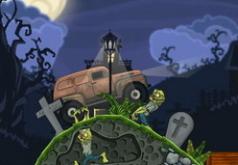игры колесами по зомби