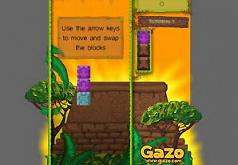 игры блоки ацтеков