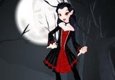 Игры Vampiress Dress up