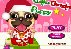 Игры Cute Baby Puppy Care