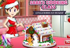 игры для девочек кухня сары домик