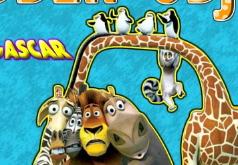 Игры Герои Мадагаскара в самолете