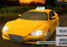 Игры Поездка такси