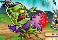 Игры отмороженные зомби