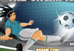 игры 3d футбол нацеленная стрельба