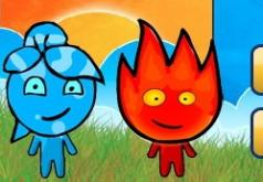 игры рисовалки огнем и водой
