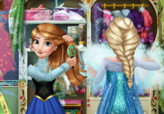 Игры Холодное сердце Волшебные приключения