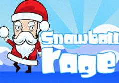 игры снежок кидать снежки