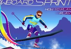 Игры Быстрый сноуборд