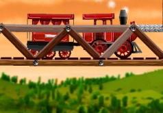 игры взорвать мост для поезда