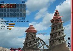 Игры Часть крепости Оборона 2
