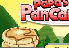 игры для девочек готовим еду папа луи блины