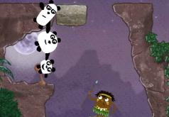 игры панда ночь