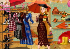 Игры Осенняя ярмарка моды