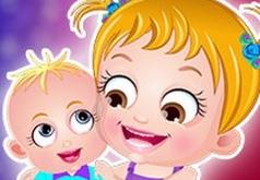 Игры Малышка Хейзел: День братьев и сестёр