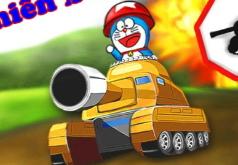 Игры Дораемон Боевой танк