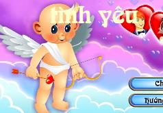 Игры Маленький ангел лучник