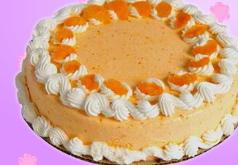 игры как испечь хрустящий апельсиновый торт