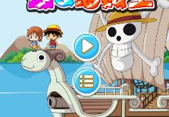 Игры Приключения юных пиратов