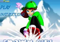 Игры Клевый сноуборд