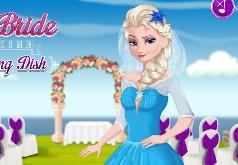 Игры Свадебная еда Эльзы
