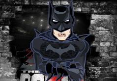 Игры Победи врагов Бэтмена