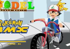 игры друг покемона на велосипеде