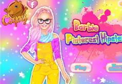 Игра Барби Стиль хипстер