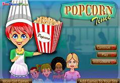 игры время попкорна