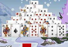Игры Пасьянс новогодняя елочка
