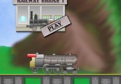 игры поезда построить мост