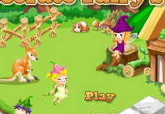 Укрась сказочный домик играть онлайн