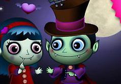игры вампирская валентинка