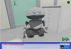 Игры Робот-спасатель