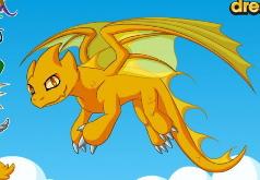 Игры Одеваем дракончика