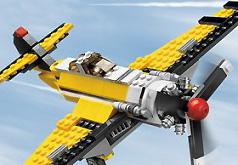 Игры Самолёты лего