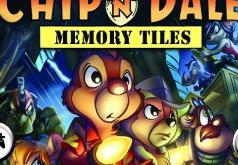 Игра Чип и Дейл: Развивай память