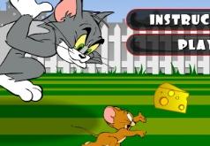 игры том и джерри мышь о хаузел