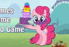 Игра мой маленький пони Пинки Пай собирает кексы