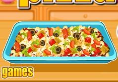 игры пицца папы тако