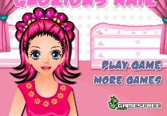 Игры Великолепные волосы Styler