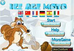 Игры Ледниковый период мото