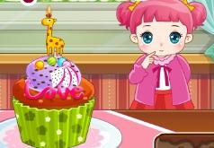 Игры Love cupcakes cooking