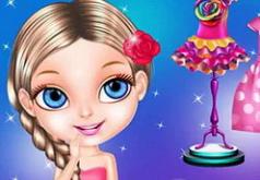 Игры Мода малышки Барби