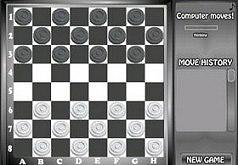 Игры по правилам шашки