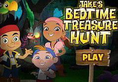 Игры Джейк и пираты Нетландии Ночная охота