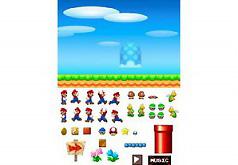 Игры Создаем сцены из Марио